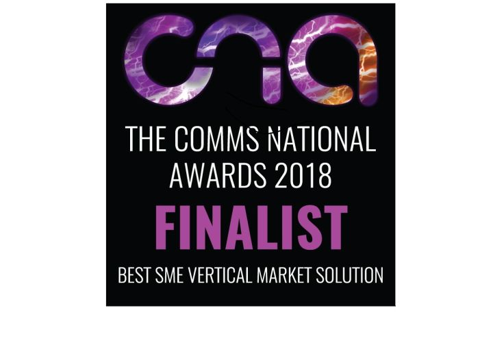 Mason Infotech - Finalists in the Comms National Awards